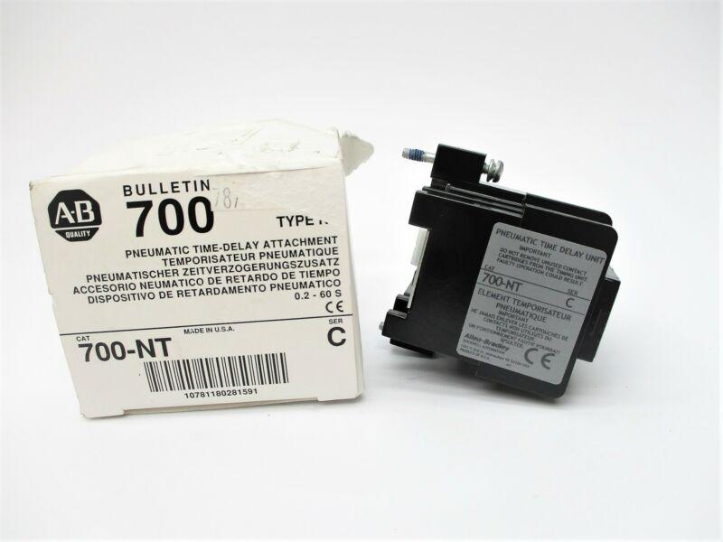 ALLEN BRADLEY 700-NT SER. C (WH) NSMP