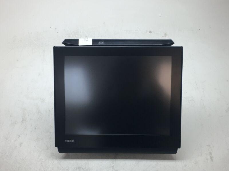 "Toshiba 6140-E30 TCxWave 15"" POS Terminal Celeron J1900 1.99GHz 4GB NO HDD READ"