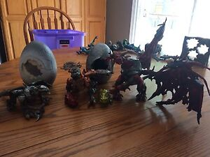 Mega bloks Dragons metal ages
