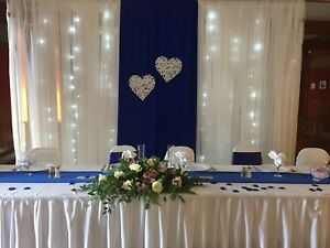 Wedding decoration for rent
