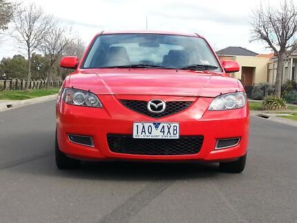 2007 Mazda Mazda3 Sedan Roxburgh Park Hume Area Preview
