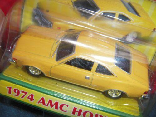 AMC new Hornet Hatchback diecast 1:64 Motor Max sealed NOS
