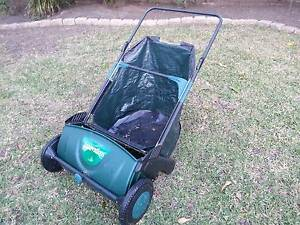 lawn leaf Sweeper Wishart Brisbane South East Preview