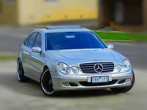 2003 Merc E320, lowered, tinted, hot! From $75 week TAP $15999 Braybrook Maribyrnong Area Preview
