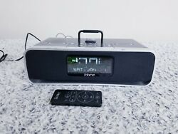 iHome Model:iD91 Dual Alarm Clock Radio for iPhone/iPod 30 pins Black