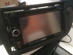 Sony Dual Din 6.1 Inch DVD Car Stereo Unit