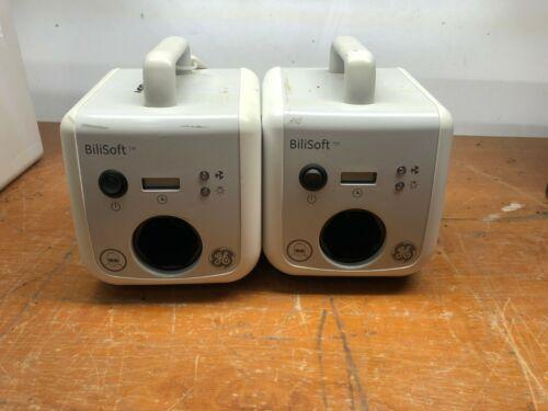 Lot of 2X GE Healthcare Bilisoft Infant Phototherapy light box