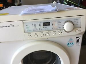 Lg washing machine. 7kg front loader Narraweena Manly Area Preview