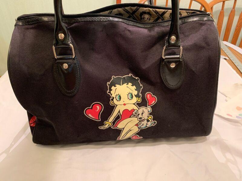 betty boop purse handbag Shoulder Cartoon