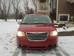 Chrysler Town & Country 2008 (prix ferme)