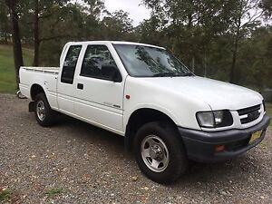 99 Holden Rodeo V6 Auto 2wd Spacecab Wauchope Port Macquarie City Preview