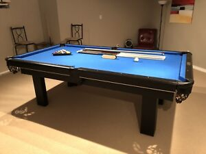 Pool Table Dufferin with professional installation included!