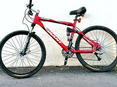GIANT NRS Full Suspension Mountain Bike medium also listed on exchange sites