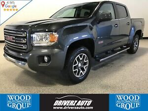 2015 GMC Canyon SLE SLE 4WD CREW CAB, ALL-TERRAIN PACKAGE