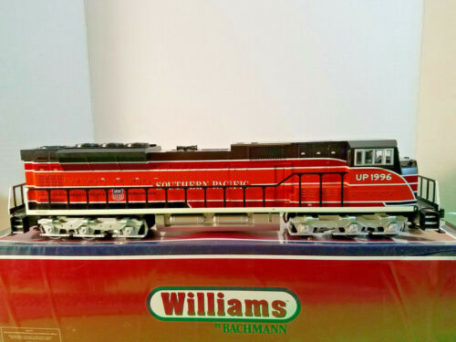 Williams UP Heritage Southern Pacific SD-90 Diesel Locomotive O Gauge