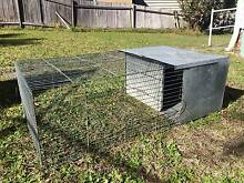 Outdoor rabbit cage/hutch Pennant Hills Hornsby Area Preview