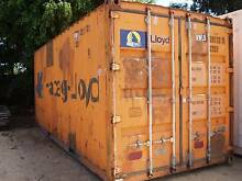 20' Shipping Container Atherton Tablelands Preview