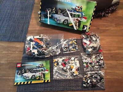 lego ideas ghostbusters ecto-1 21108/ All Bags Sealed.