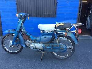 SUZUKI FR 80 1980 WRECK OR RESTORE St Agnes Tea Tree Gully Area Preview