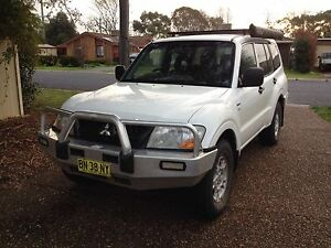 Mitsubishi Pajero for sale. East Tamworth Tamworth City Preview