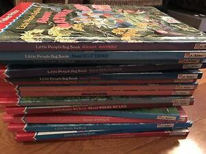 Fisher Price Reading and workbooks  / homeschool