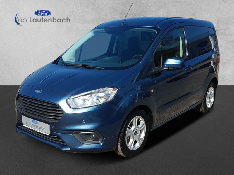 Ford Courier Kasten Limited