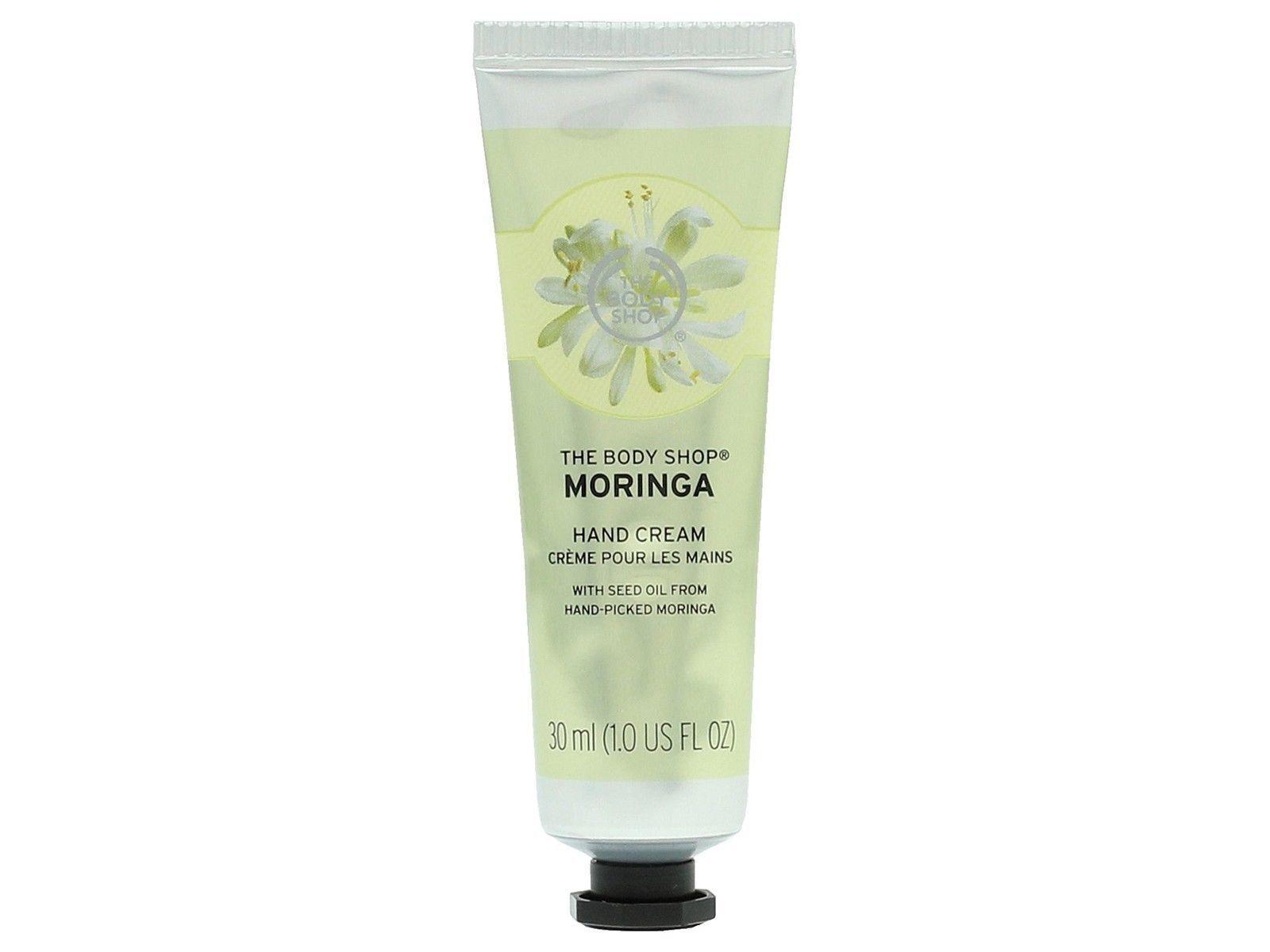 The Body Shop Moringa Hand Cream 1 oz