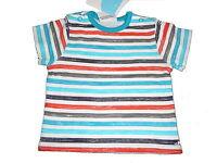 Nuevo Topolino Camiseta Talla 56 Azul-blanco-naranja De Rayas -  - ebay.es