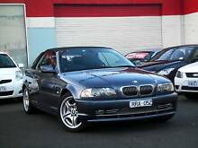 2002 BMW 330Ci Convertible ***$15,990 DRIVE AWAY*** Footscray Maribyrnong Area Preview