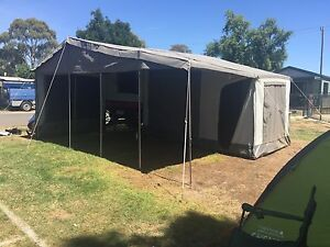 12 ft Delux family camper - excellent condition Mount Martha Mornington Peninsula Preview