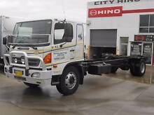 2008 Hino FG 500 Series 1527 (9 Speed) Old Guildford Fairfield Area Preview