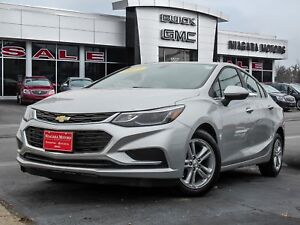 2017 Chevrolet Cruze LT, Rearview camera, Heated Seats, Bluetoot