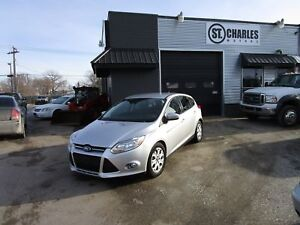 2012 Ford Focus SE Fresh safety, only 43000kms!!