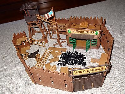 Playmobil 3419 Western Fort Randall