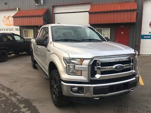 2015 Ford F-150 XLT extended cab / private sale