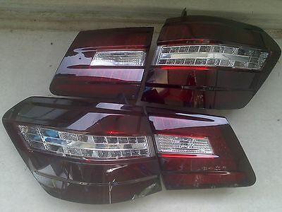 Schwarze Rückleuchten Lasierung / Wunsch Lasur Mercedes E-Klasse W212 Leuchten
