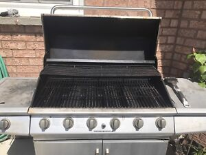 Natural Gas BBQ Stainless