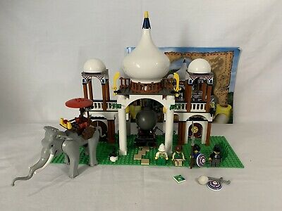 LEGO Orient Expedition 7418 Scorpion Palace