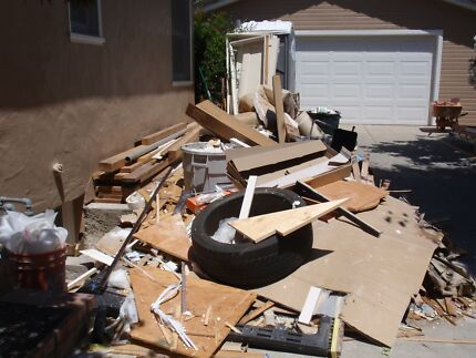 Junk rubbish removal in Melbourne the cheapest !! Call now