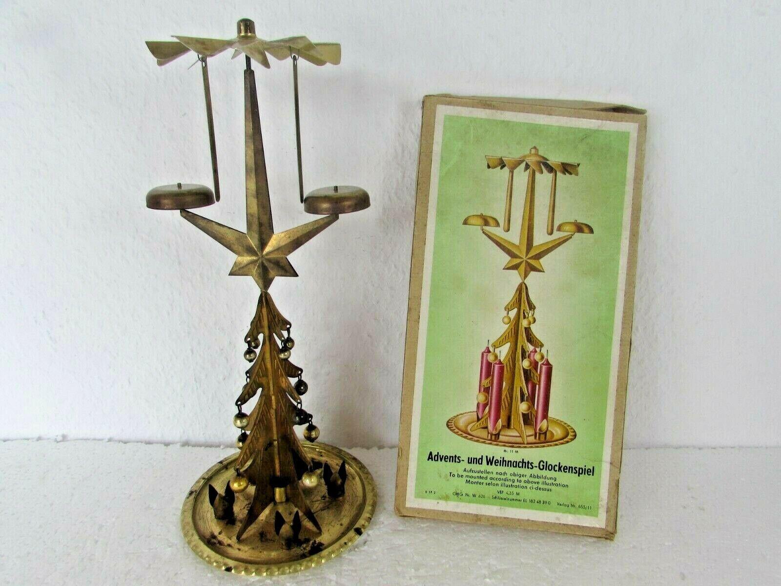 DDR Advents und Weihnachts - Glockenspiel