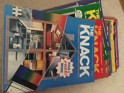 """The Knack"" magazines - DIY projects"