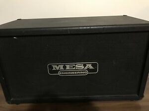 Mesa Boogie 2x12 extension Cab
