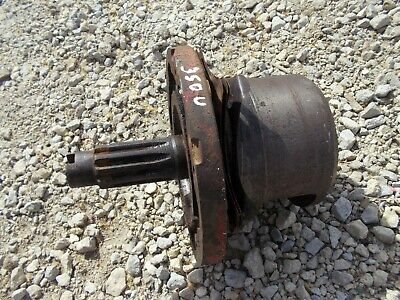 International 300 350 Utility Tractor Ih Inner Brake Housing Drive Bowl Gear