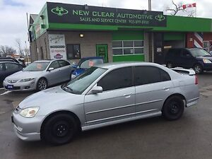 2003 Acura 1.7EL, Certified & E-Tested !