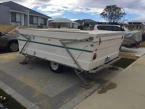 Pop top Camper trailer Alkimos Wanneroo Area Preview