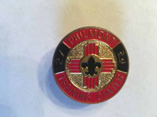 Philmont Training Center Boy Scout Hiking Stick Medallion