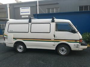 2000 Mazda Campervan 170000km Rwc Arana Hills Brisbane North West Preview