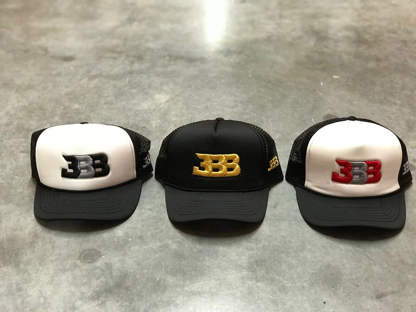 Trucker Hats - by Big Baller Brand