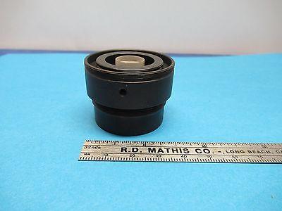 Mounted Lens Polylite Reichert Austria Optics Microscope Part As Is 85-a-42