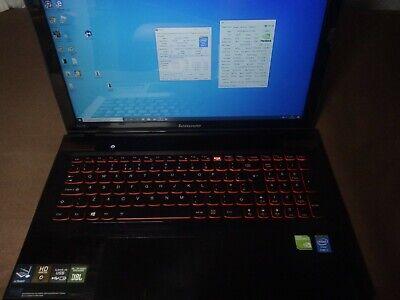"Lenovo Y510P 15.6"" Core i7 8GB 500GB hdd nvidia GT 755M 2GB Gaming laptop"
